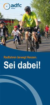 Radfahren bewegt Hessen. Sei dabei!